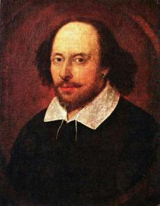 The bard himself
