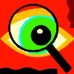 Magnify eye