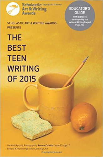 best teen writing of 2015