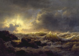 Storm at Sea andreas-achenbach-85762 (2)