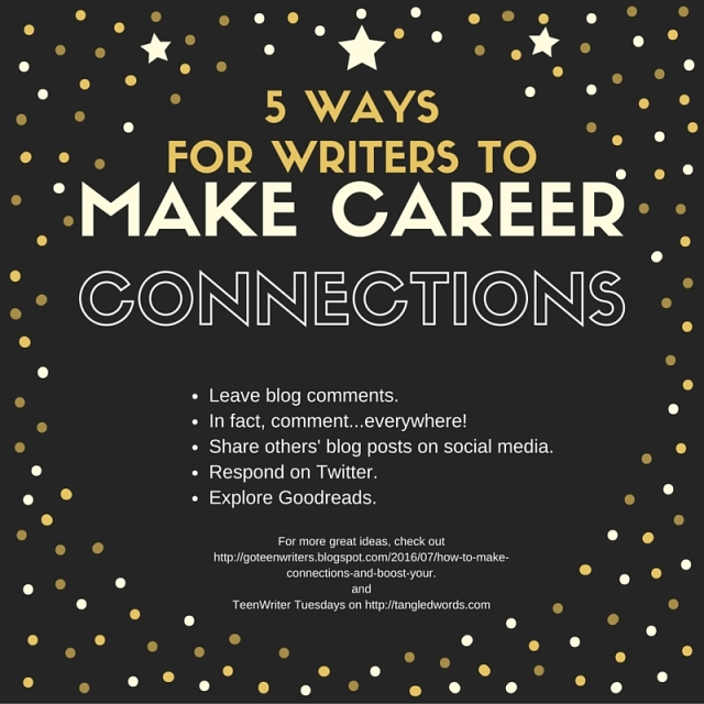 5 ways to make connections